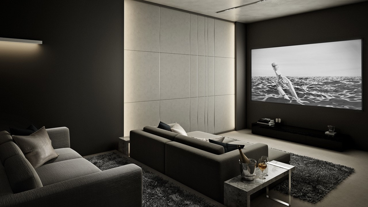 Superbe Media Room Or Dedicated Theater: What Home Theater Design Is Best For Your  Space?